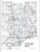 Map Image 001, Richland County 1987